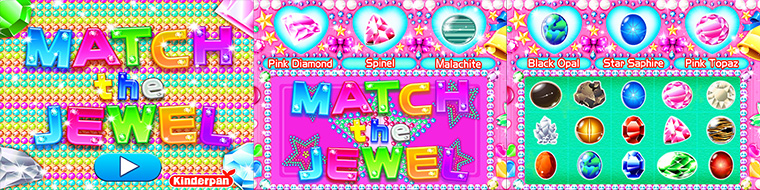Match the Jewel